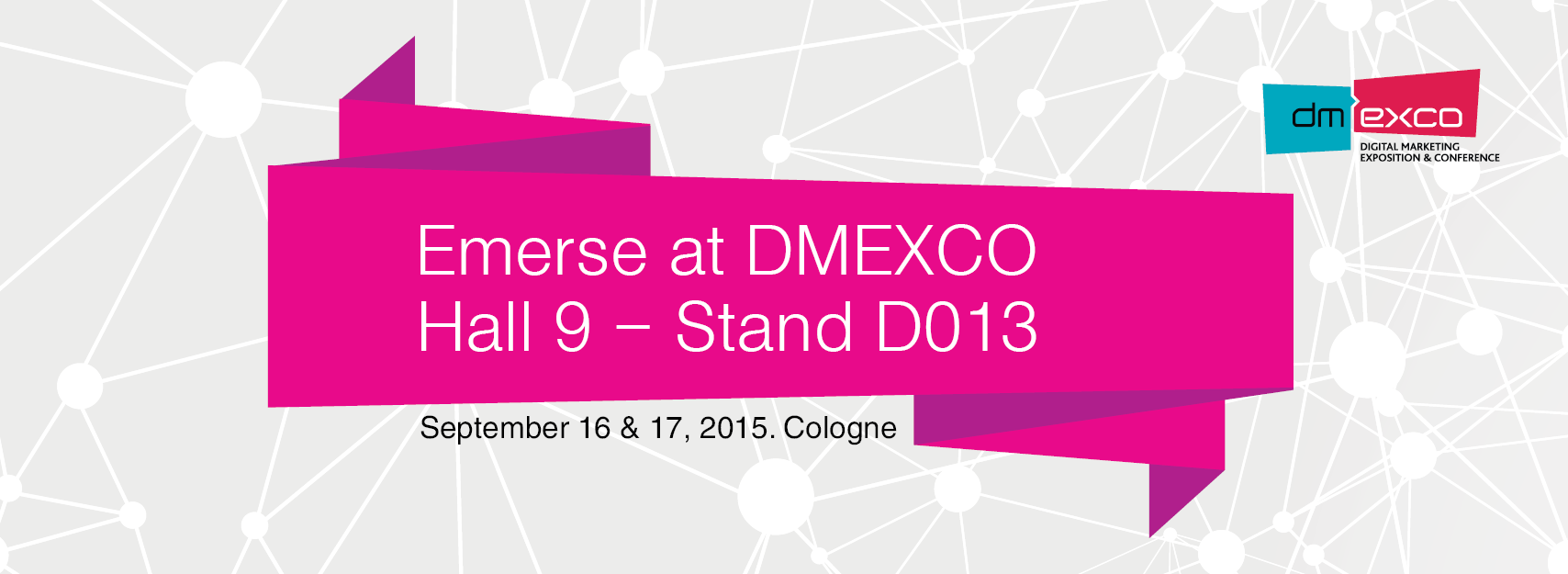Emerse At DMEXCO