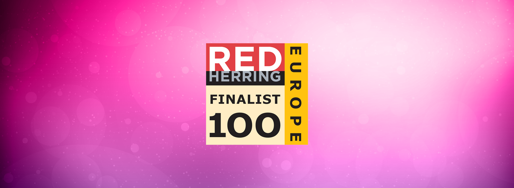 2017 Red Herring Top 100 Europe Award